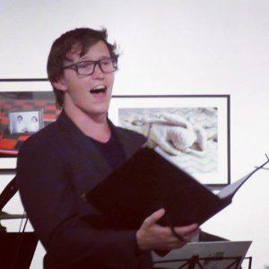 Chase_singing
