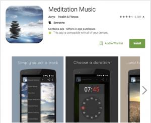 Avryx Meditation App