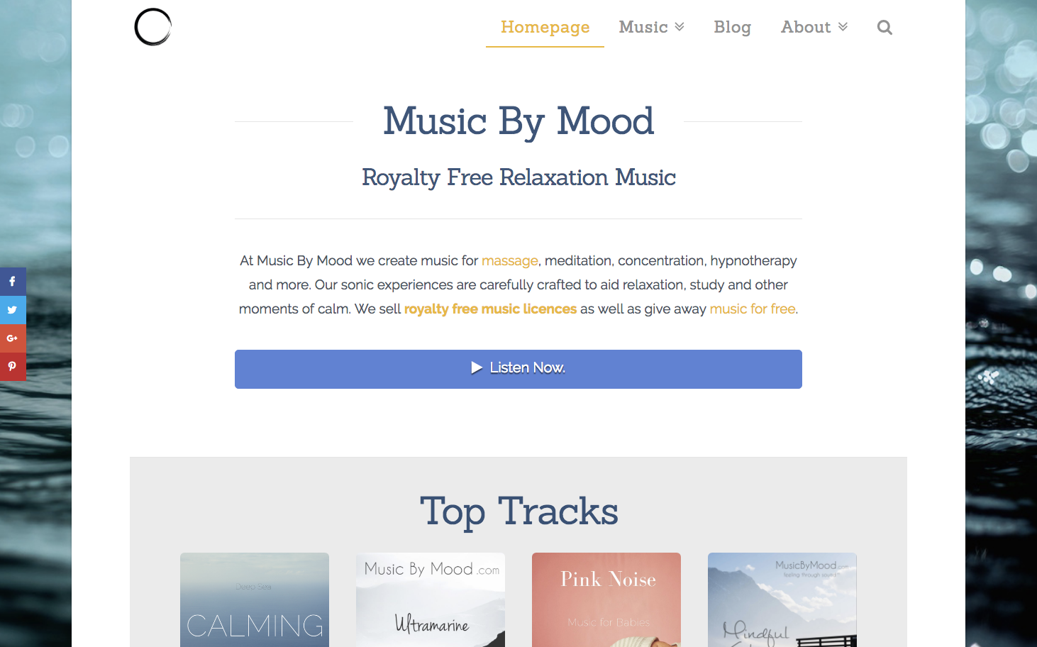 Music By Mood