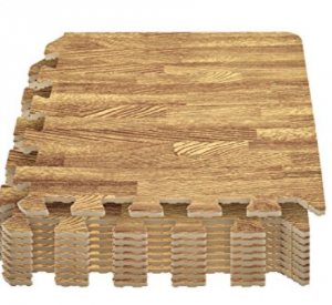 Sorbus Wood Grain Floor Mat