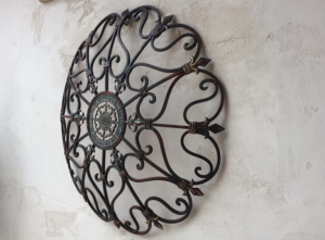 Deco Metal Wall Decor
