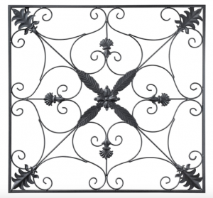 Steel Decorative Wall Decor (GBhome)