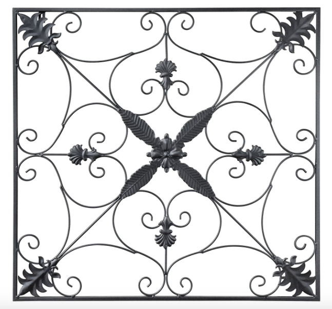 Steel Decorative Wall Decor (GBhome)