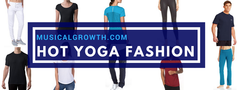 Hot Yoga Fashion - MusicalGrowth.com