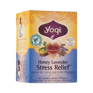 Yogi's Stress Relief Tea