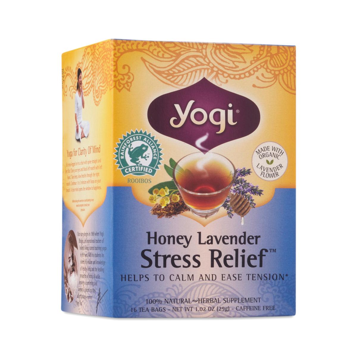 Yogi's Stress Relief Tea