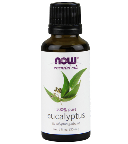 Eucalyptus Essential Oil NOW