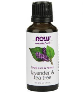 Lavender & Tea Tree Oil
