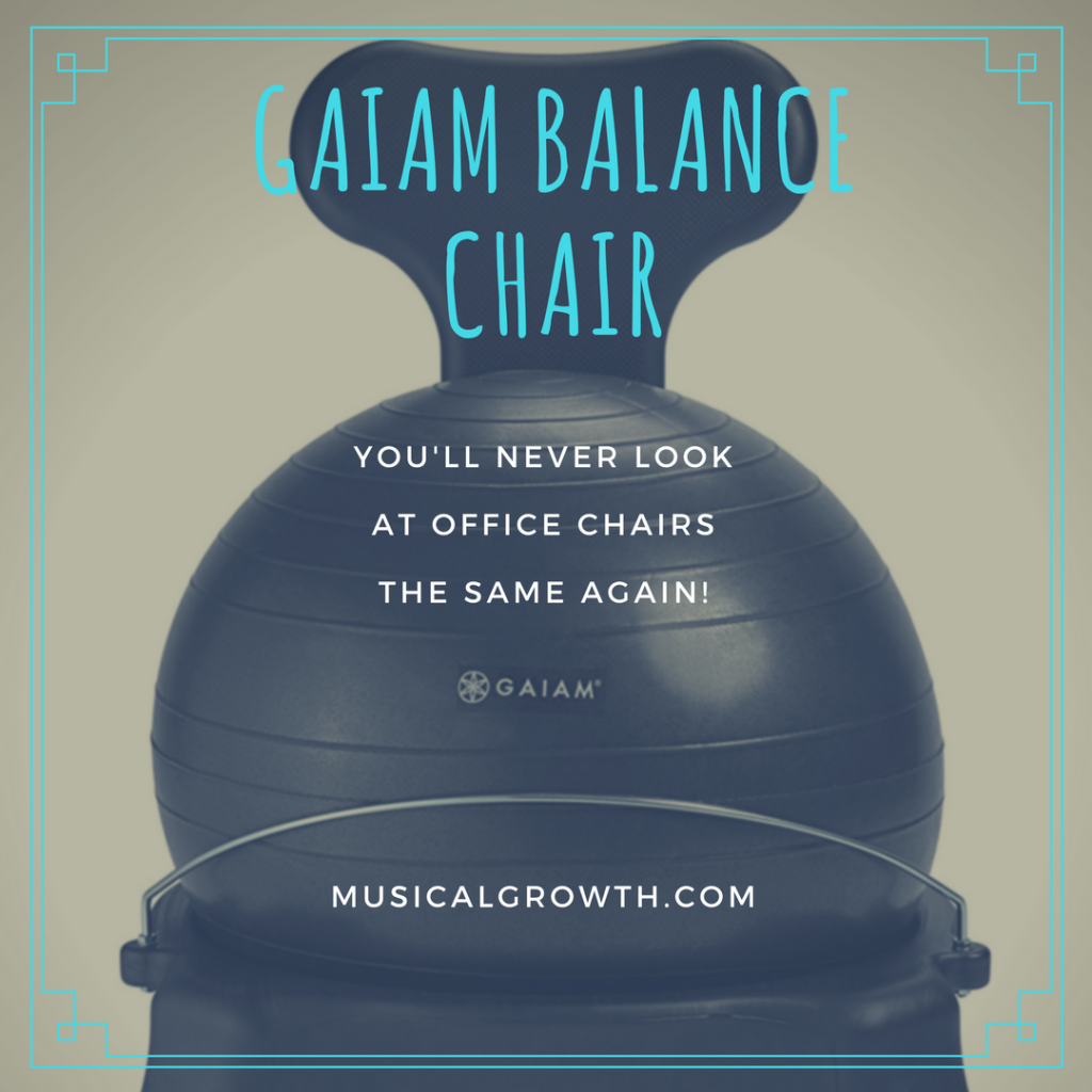 Gaiam Balance Chair