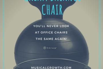Gaiam Balance Chair