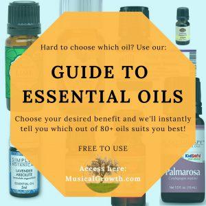 Guide to Essential Oils - MusicalGrowth.com