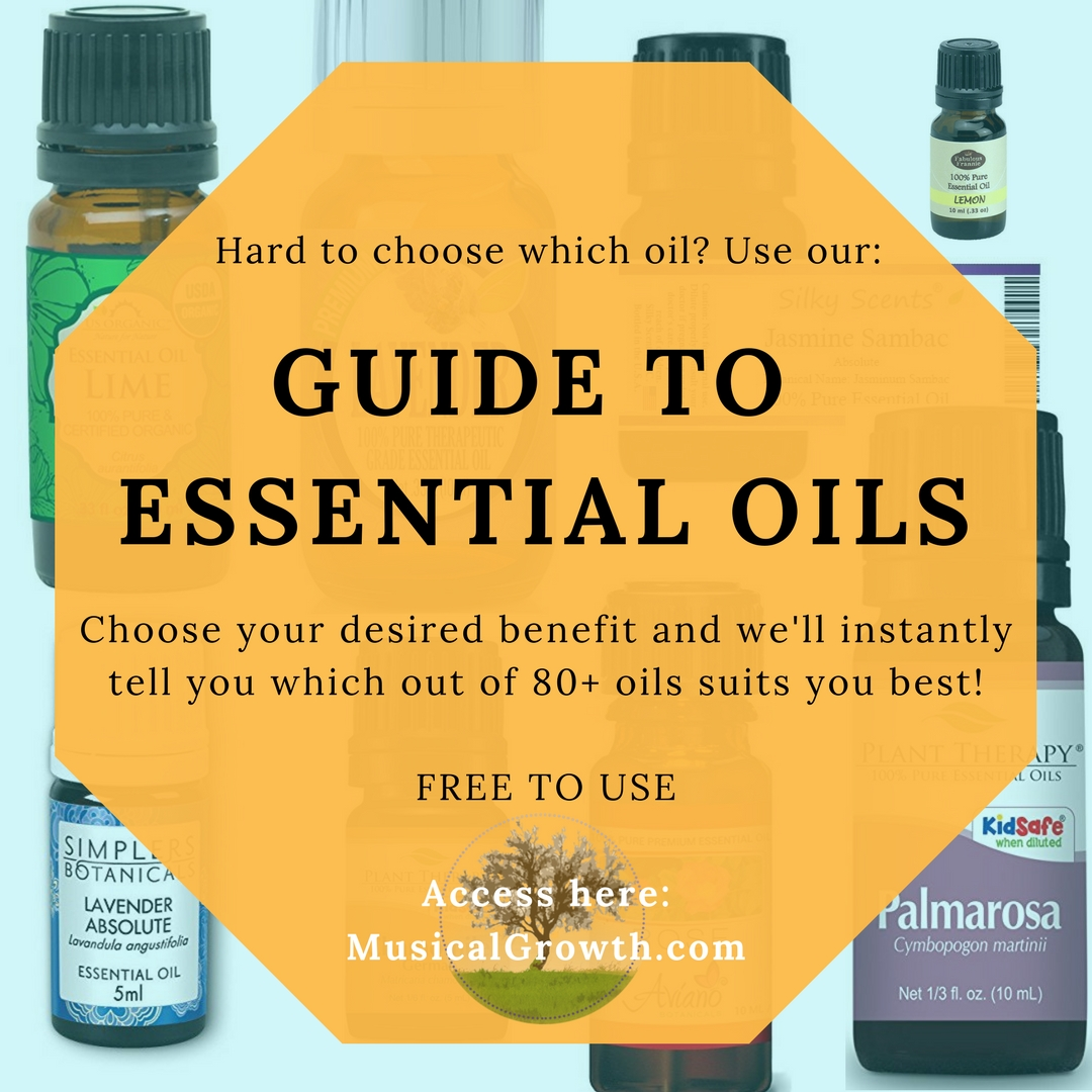 Guide to Essential Oils - MusicalGrowth.com