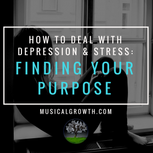 How to Deal with depression & stress