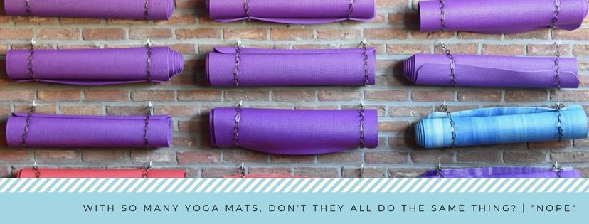 Many Yoga Mats