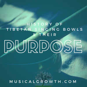 Singing Bowls Purpose and History