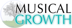 MusicalGrowth - Site Logo