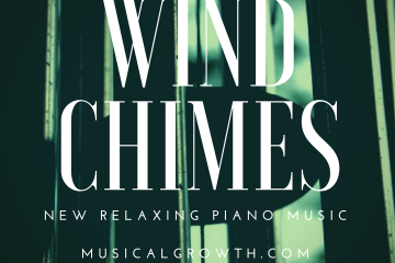 Wind Chimes - Free Relaxing Piano Music