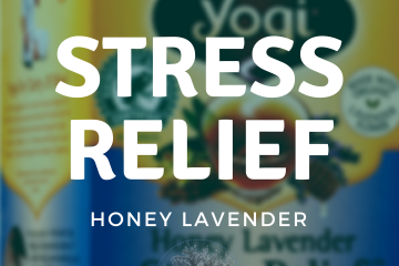 Yogi - Stress Relief Tea