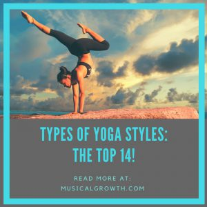 14 Types of Yoga Styles