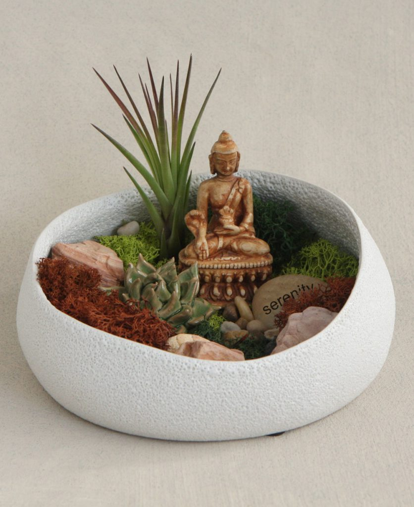 Colorful Zen Garden