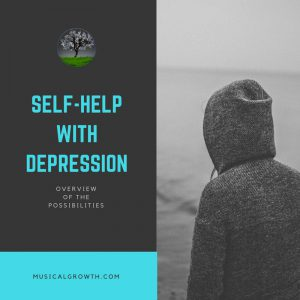 Self Help with Depression - MusicalGrowth.com
