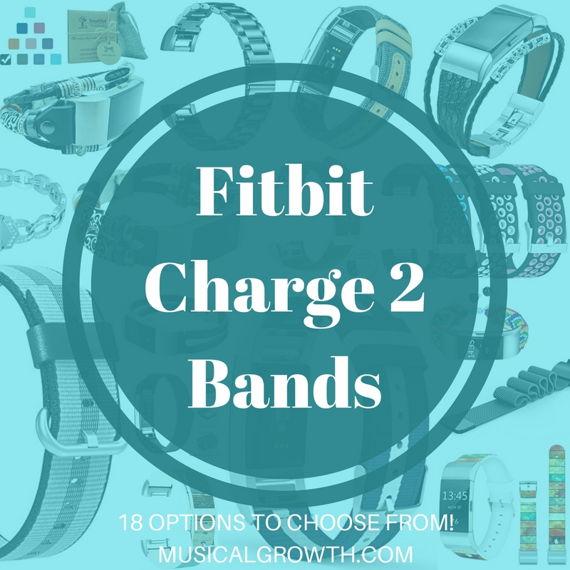18 Fitbit Charge 2 Bands – Best of the Best! | MUSICAL GROWTH