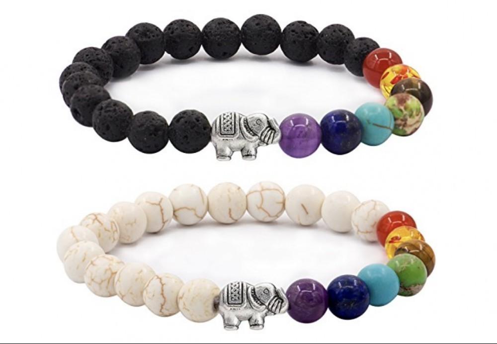 SUNDEAR Chakra Healing Bracelets