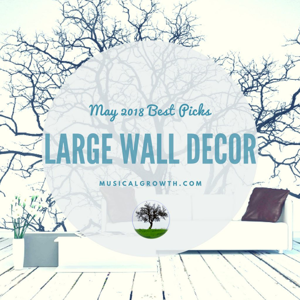 Large Wall Decor