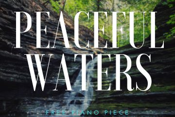 Peaceful waters