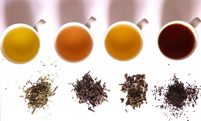 Tea in Fermentation