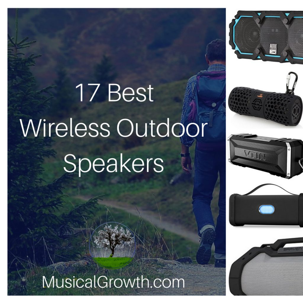 17 Best Wireless Outdoor Speakers