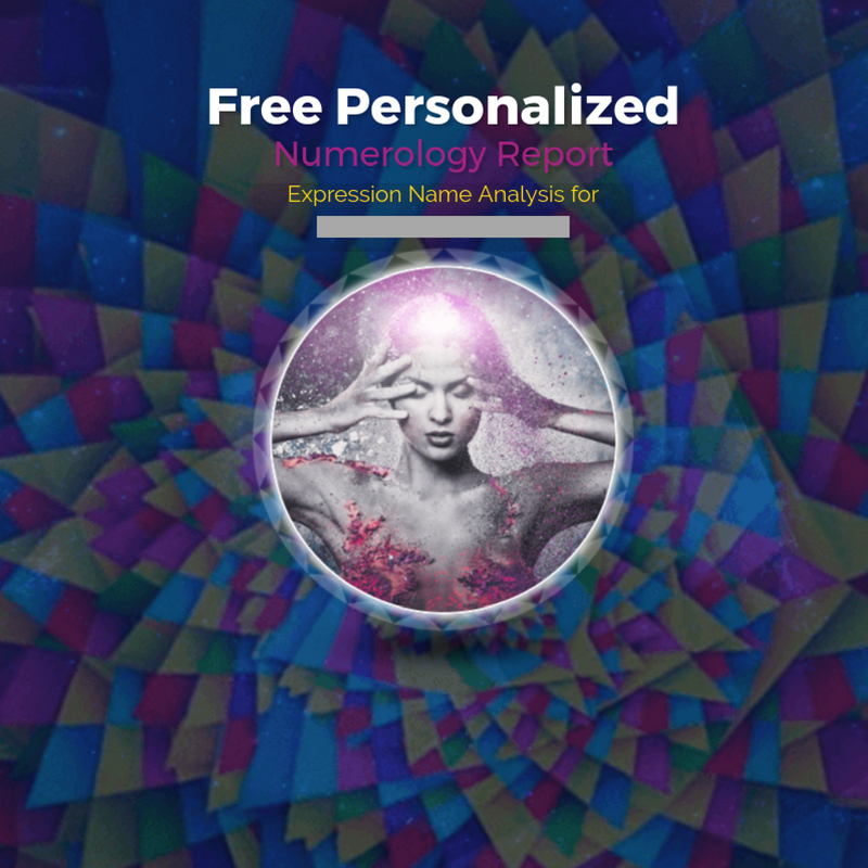 Personalized Numerologist
