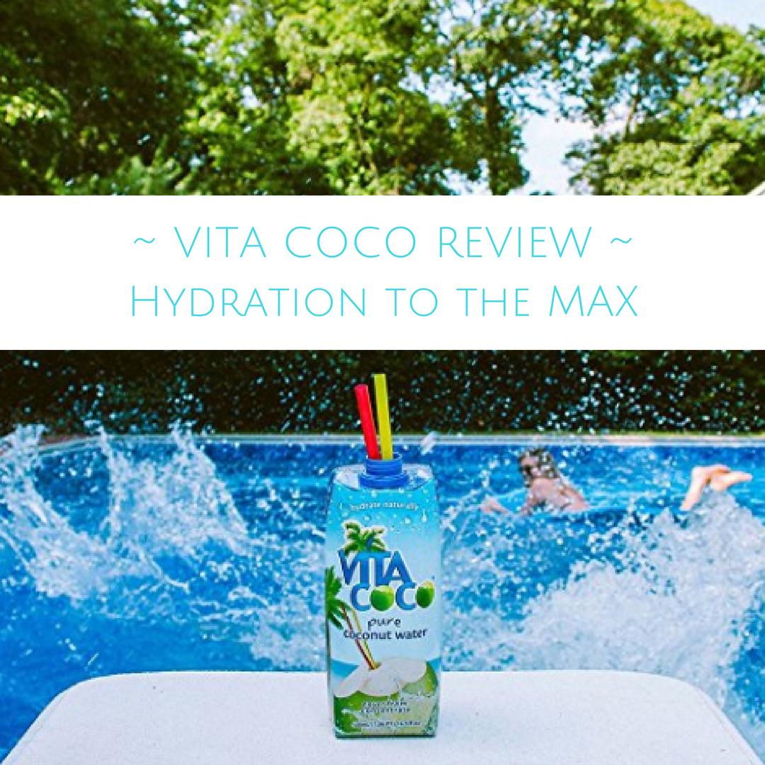 VITA COCO review 3